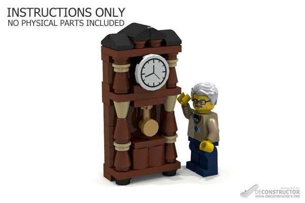 Pendulum Clock Building Instructions Deconstructors